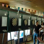 Sun, Darts en BBQ evenement