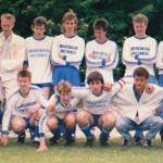Junioren A2 seizoen 87/88